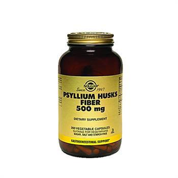 Solgar Psyllium Husks Fibre 200caps