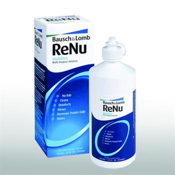 Bausch & Lomb Renu Multiplus Multi-Purpose Solution 360ml