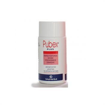 Pubex Plus Powder Παρασιτοκτόνος Σκόνη 50gr