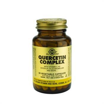 Solgar Quercetin Cοmplex 50caps