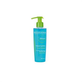 Bioderma Sebium Gel-Moussant Purifiant 200ml