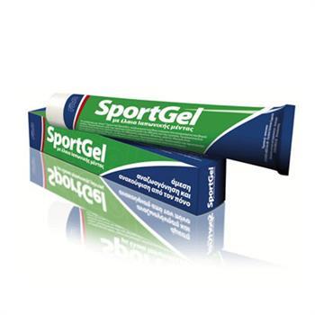 Sportgel Ψυχρή Γέλη Ανακούφισης 100ml