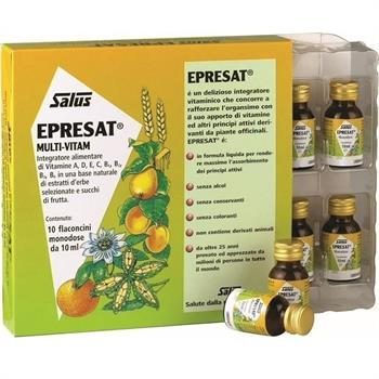 Power Health Epresat Πολυβιταμινούχο Συμπλήρωμα Διατροφής 10 φιαλίδια-10ml