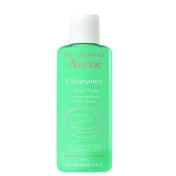 Avene Cleanance Lotion Εξυγιαντική Λοσιόν για Ματ Αποτέλεσμα 200ml