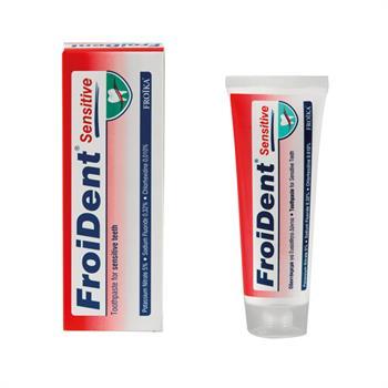 Froika Froident Sensitive Οδοντόπαστα για Ευαίσθητα Δόντια 75ml