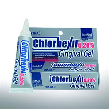 Chlorhexil Gingival Gel 0,20% 30ml
