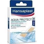 Hansaplast Aqua Protect Διάφανα Επιθέματα 20τμχ