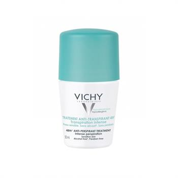 Vichy Deodorant 48ωρη Εντατική Αποσμητική Φροντίδα, 50ml