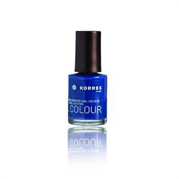 Korres Nail Colour 89 Blueberry 11ml