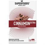 Superfoods Cinnamon Extra 50caps