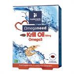 My Elements KRILL Omega 3 500mg 30softgels