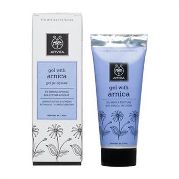 Apivita Herbal Cream Gel με Άρνικα 40ml