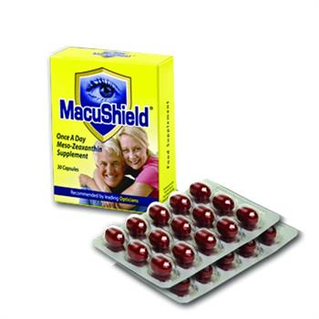 Macushield Eye Health Supplement 30caps