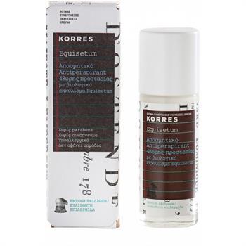 Korres Equisetum 48h Deodorant Antiperspirant Protection με Άρωμα 30ml