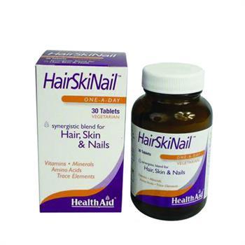 Health Aid Hair Skin Nail 30tabs