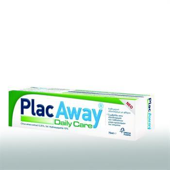 Plac Away Daily Care Οδοντόπαστα 75ml