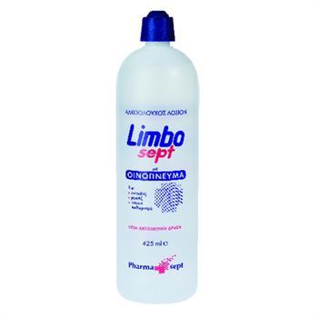 Pharmasept Limbosept Οινόπνευμα 70 βαθμών 425ml