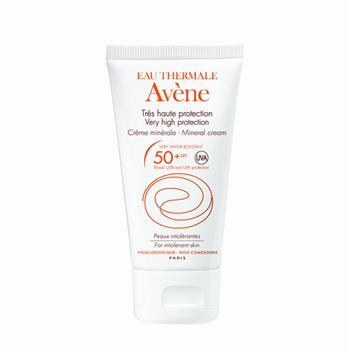 Avene Sun Creme Mineral SPF50 50ml