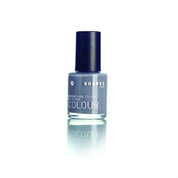 Korres Nail Colour 94 Light Grey 11ml