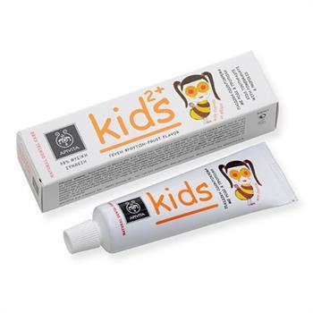 Apivita Kids 2+ Παιδική Οδοντόκρεμα με Ρόδι & Πρόπολη 50ml