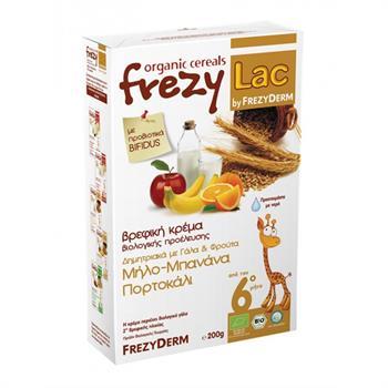Frezyderm Frezylac Κρέμα με Δημητριακά Γάλα & Φρούτα 200gr