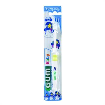 Gum Baby Οδοντόβουρτσα 0-2 Eτών (213)