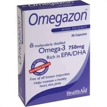 Health Aid Omegazon 30caps