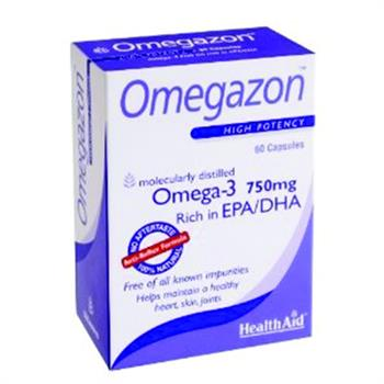 Health Aid Omegazon 60caps