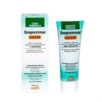 Guam Fangocrema Fresco Mud Anti-Cellulite Cream 250ml