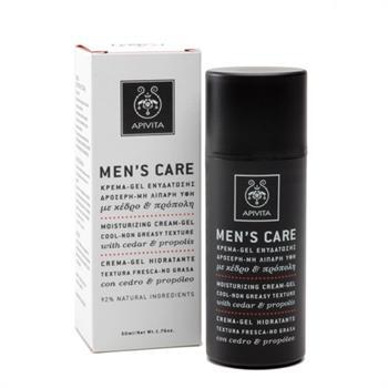 Apivita Men's Care Gel με Κέδρο & Πρόπολη 50ml