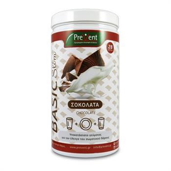 Prevent Basic Slim Σοκολάτα 465gr