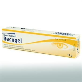 Recugel Οφθαλμική Γέλη 10gr