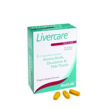 Health Aid Livercare 60tabs