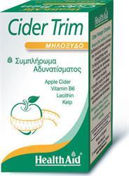 Health Aid Cider Trim 90tabs