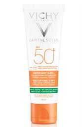 Vichy Capital Soleil Mattifying 3-in-1 SPF50+ 50ml