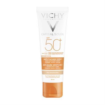 Vichy Ideal Soleil Anti Dark Spot Teintee Spf50+ 50ml