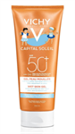 Vichy Capital Soleil Wet Skin Kids spf50+ 200ml
