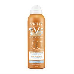 Vichy Ideal Soleil Anti Sand Enfants SPF50 200ml