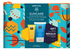 Apivita Suncare Oil Balance SPF30 50ml Δώρο After sun travel size