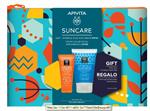 Apivita Suncare Anti-Wrinkle SPF50 Δωρο After Sun travel size