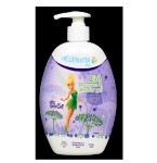 Helenvita Kids TinkerBell 2 in 1 Shampoo & Shower Gel Ήπιο Σαμπουάν & Αφρόλουτρο, 500ml