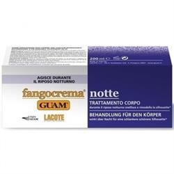 Guam Fangocrema Notte Θερμαντική Κρέμα Νυχτός για Σύσφιξη & Κυτταρίτιδα 200ml