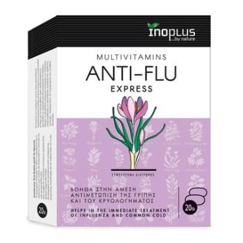 InoPlus Anti-Flu Express 20 tabs