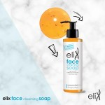 Genomed Elix Face Cleansing Soap 200ml.