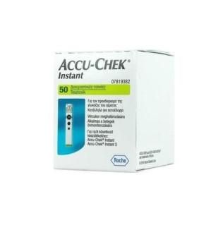 Roche Accu-Chek Instant 50 τμχ