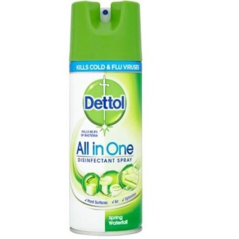 Dettol Spray Spring Waterfall Απολυμαντικό