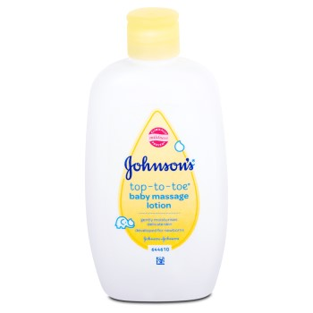 Johnson's Baby Soft Lotion AFTER BATH 200 ML