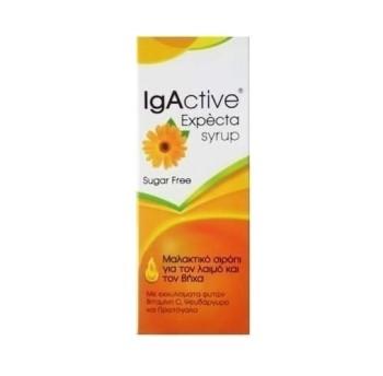 Igactive Expecta Syrup 150 ml