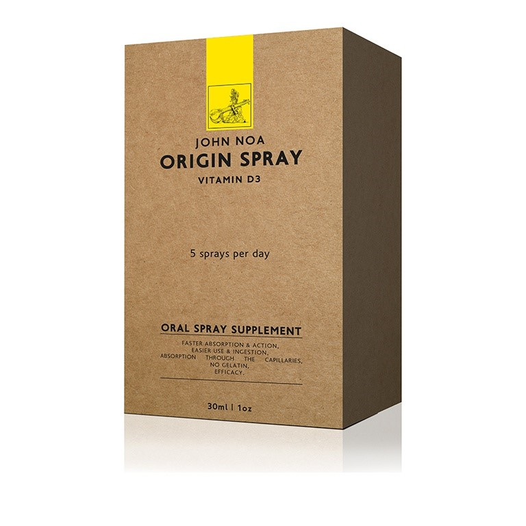 John Noa Origin Spray Vitamin D3 30ml