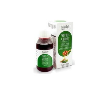 Family's Vitamins Syrups Propolis & Honey 150ml